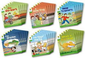 Oxford Reading Tree: Level 2: Stories: Class Pack of 36