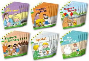 Oxford Reading Tree: Level 2: More Stories A: Class Pack of 36