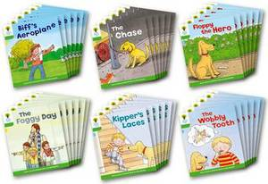 Oxford Reading Tree: Level 2: More Stories B: Class Pack of 36