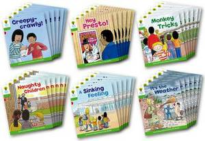 Oxford Reading Tree: Level 2: Patterned Stories: Class Pack of 36