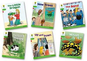 Oxford Reading Tree: Level 2: More Patterned Stories A: Pack of 6