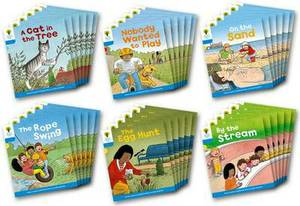 Oxford Reading Tree: Level 3: Stories: Class Pack of 36