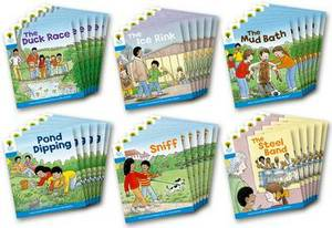 Oxford Reading Tree: Level 3: First Sentences: Class Pack of 36