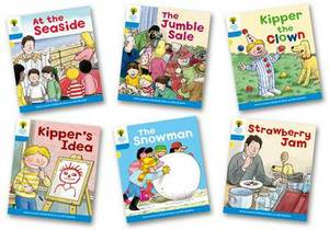 Oxford Reading Tree: Level 3: More Stories A