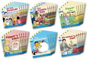 Oxford Reading Tree: Level 3: More Stories A: Class Pack of 36