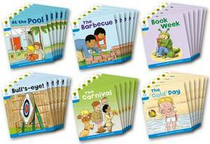 Oxford Reading Tree: Level 3: More Stories B: Class Pack of 36