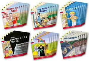 Oxford Reading Tree: Level 4: Stories: Class Pack of 36