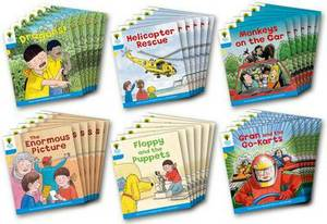 Oxford Reading Tree: Level 3: Decode and Develop: Class Pack of 36