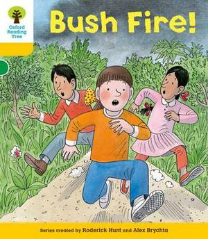 Oxford Reading Tree: Level 5: Decode and Develop Bushfire!