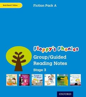 Oxford Reading Tree: Level 3: Floppy's Phonics Fiction: Group/Guided Reading Notes