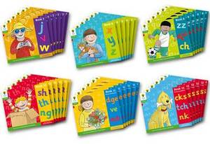 Oxford Reading Tree: Level 2: Floppy's Phonics: Sounds and Letters: Class Pack of 36