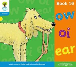 Oxford Reading Tree: Level 3: Floppy's Phonics: Sounds and Letters: Book 16