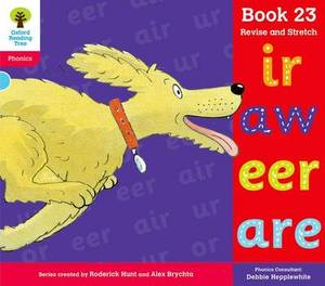 Oxford Reading Tree: Level 4: Floppy's Phonics: Sounds and Letters: Book 23