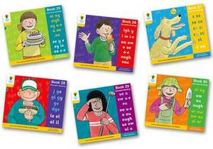 Oxford Reading Tree: Level 5: Floppy's Phonics: Sounds and Letters: Pack of 6 (Level 5)
