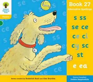 Oxford Reading Tree: Level 5: Floppy's Phonics: Sounds and Letters: Book 27