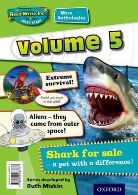 Read Write Inc. Fresh Start: More Anthologies Volume 5