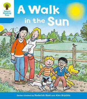 Oxford Reading Tree: Level 3 More a Decode and Develop a Walk in the Sun