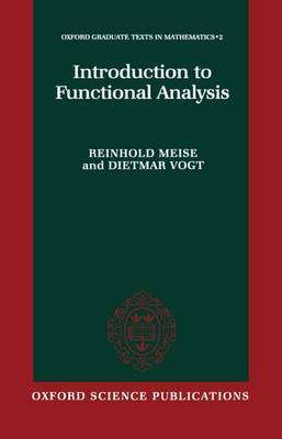 Introduction to Functional Analysis