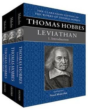 Thomas Hobbes: Leviathan: The English and Latin Texts