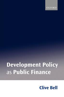 Development Policy as Public Finance