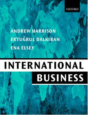 International Business: Global Competition from a European Perspective