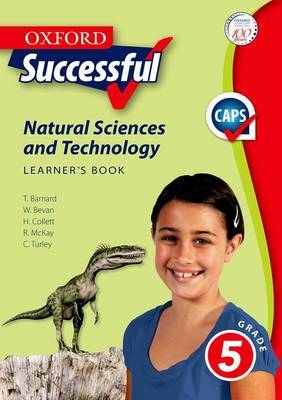 Oxford successful natural sciences and technology: Gr 5: Learner's book