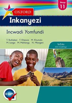 Oxford inkanyezi: Gr 11: Learner's book