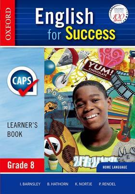 English for success CAPS: Gr 8: Learner's book