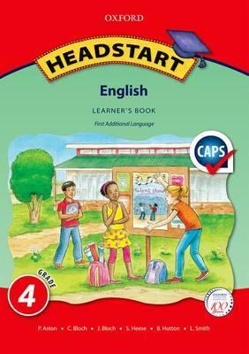 Headstart English CAPS: Gr 4: Learner's book
