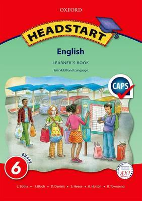 Headstart English CAPS: Gr 6: Learner's book