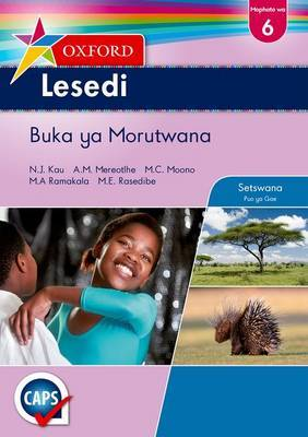 Oxford lesedi CAPS: Gr 6: Learner's book