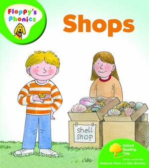 Oxford Reading Tree: Level 2: Floppy's Phonics: Shops