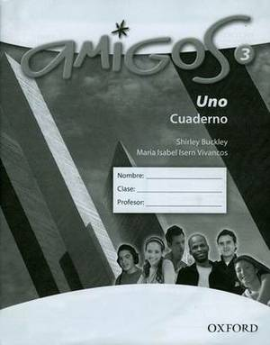 Amigos: 3: Workbook (lower)