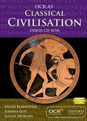 Classical Civilisation for OCR: AS OxBox CD-ROM