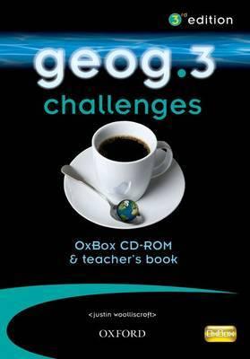 Geog.3 Challenges OxBox CD-ROM & Teacher's Book