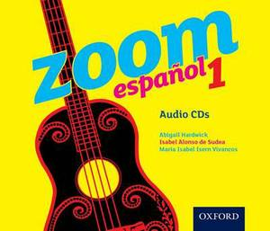 Zoom Espanol 1: Audio CDs