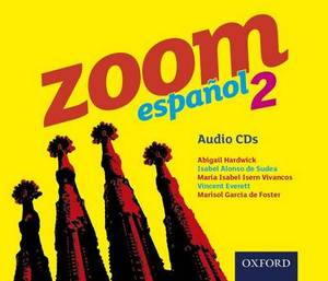 Zoom Espanol 2 Audio CDs (4 Pack)