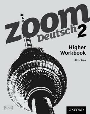 Zoom Deutsch: 2 Higher Workbook (8 Pack)