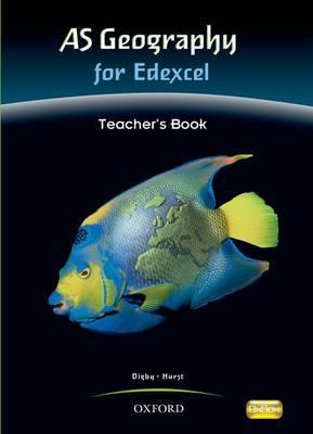 AS Geography for Edexcel Teacher Book: Teacher's Handbook
