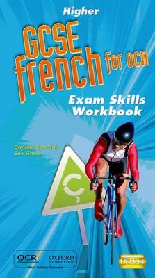 OCR GCSE French Foundation Exam Skills Workbook Pack