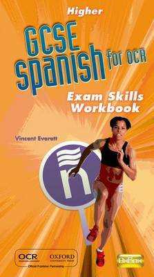 OCR GCSE Spanish Higher Exam Skills Workbook Pack