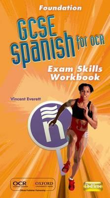 OCR GCSE Spanish Foundation Exam Skills Workbook Pack