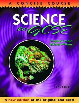 Science to GCSE: School Edition