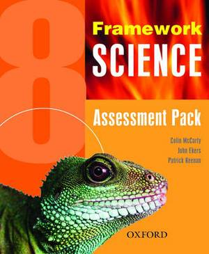 Framework Science: Year 8: Assessment Pack