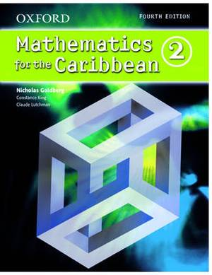 Oxford Maths for the Caribbean 2