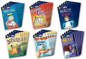 Oxford Reading Tree: All Stars: Pack 2a: Class Pack (36 Books, 6 of Each Title)