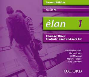 Elan: 1: AS Audio CD
