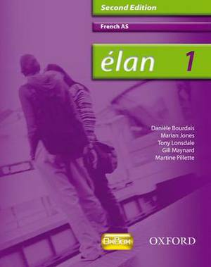 Elan 1 for Edexcel/WJEC AS Student Book