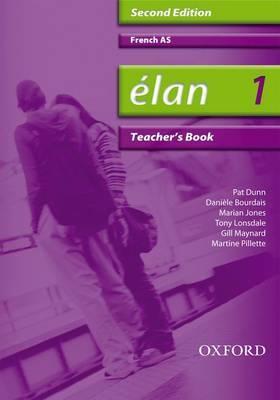 Elan: 1: AS Teacher's Book