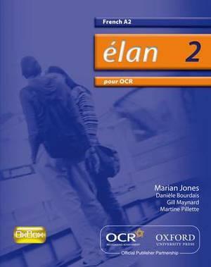 Elan 2: Pour OCR A2 Students' Book